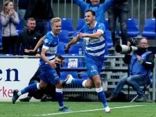 Clint Leemans vertrekt bij PEC Zwolle