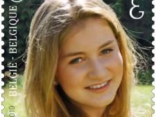 Un timbre de la princesse Elisabeth pour ses 18 ans