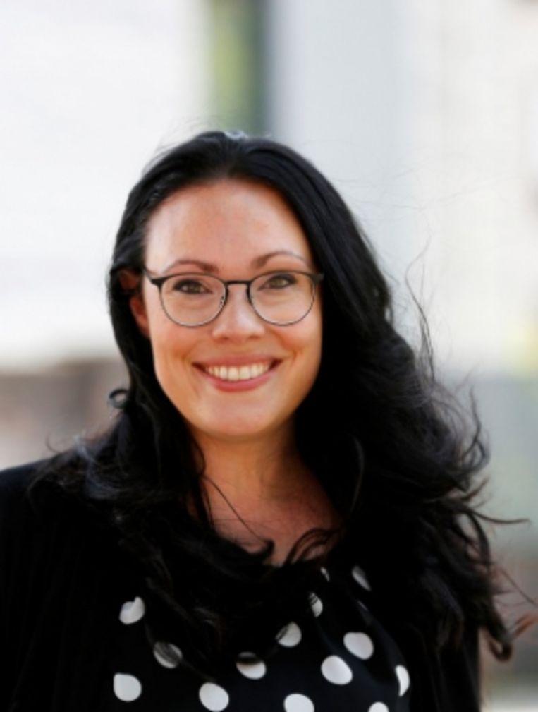 Constance Sommerey, vormgever van het diversiteitsbeleid op de Universiteit van Maastricht: 'Veel universiteiten hebben Diversity Officers aangenomen, zoals ik, en meer vrouwen in selectiecommissies geplaatst. Maar alleen daarmee haal je het niet.' Beeld universiteit maastricht