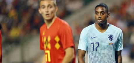 PSV'er Rosario baalt van zichzelf na debuut voor Oranje: 'Kan veel beter'