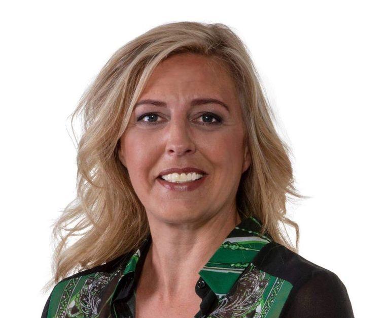 Schepen voor Gelijke Kansen en Integratie Cindy Van Paesschen (N-VA).