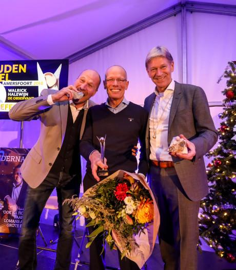 Walrick Halewijn wint ondernemersprijs Gouden Parel