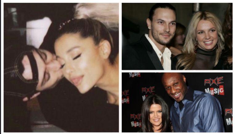 Ariana Grande en Pete Davidson zijn niet de enige sterren die zich snel verloofden.
