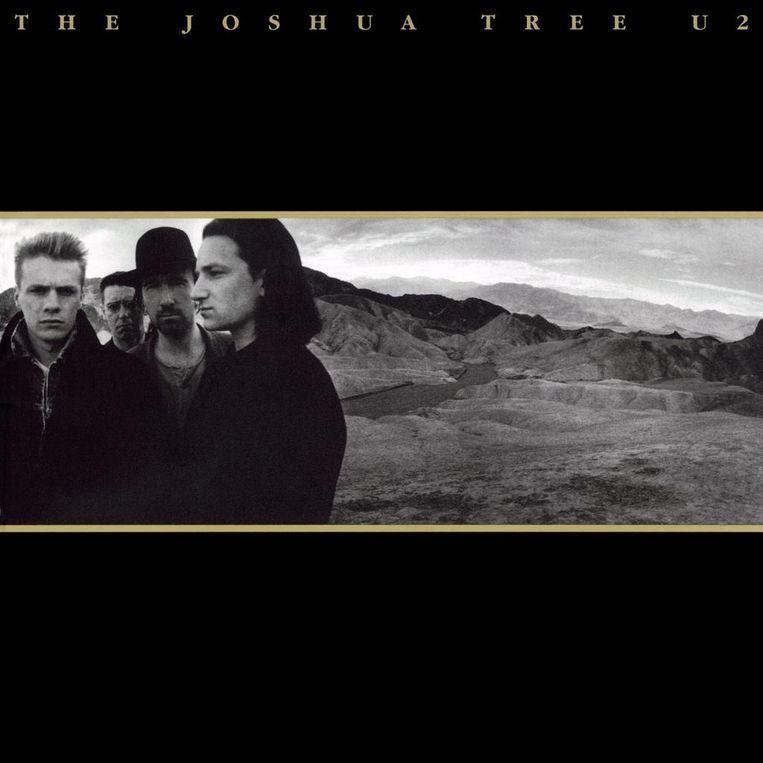 De albumhoes van The Joshue Tree van U2. Beeld Brett Jordan/Creative Commons