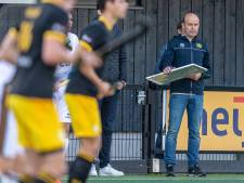 HC Den Bosch-coach Verboom: 'Desnoods maken we dit seizoen af na de zomer'