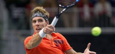Scott Griekspoor en Sels naar finale NK tennis