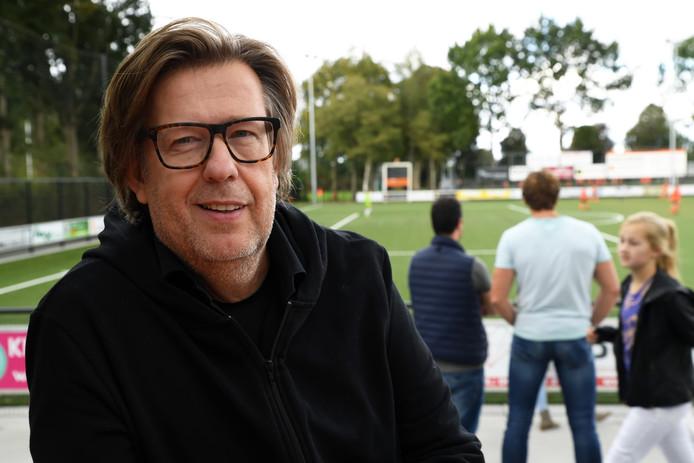 Jan Hoppen is tegenwoordig onder meer voorzitter van Beek Vooruit.