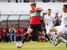 NEC verliest finale toernooi in Den Helder