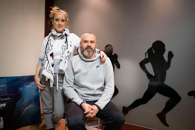Wendy Dhaen en Rudi Cornelis
