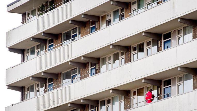 De lening wordt tevens gebruikt voor de bouw van 1400 zuinige nieuwe woningen Beeld anp