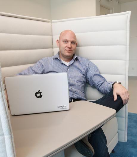 Almeloër De Vries nieuwe directeur Parkmobile
