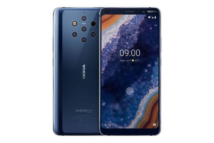 De Nokia 9 PureView.