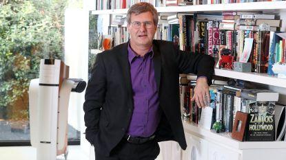 """Jan Verheyen móest goeie vriend Bart De Pauw aan de kant schuiven: """"Ik kan toch niet op jouw set komen staan alsof er niets aan de hand is, zei Bart mij"""""""