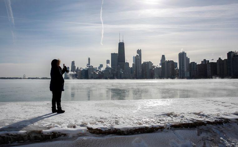 Chicago, Illinois Beeld EPA