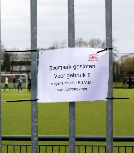 Vijfheerenlanden gaat voetbalclubs strenger controleren op naleven coronamaatregelen