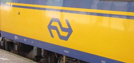 Blikseminslag: vertragingen op het spoor