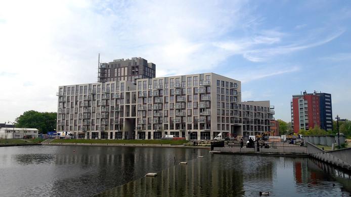Appartementencomplex Het Hof in het Paleiskwartier