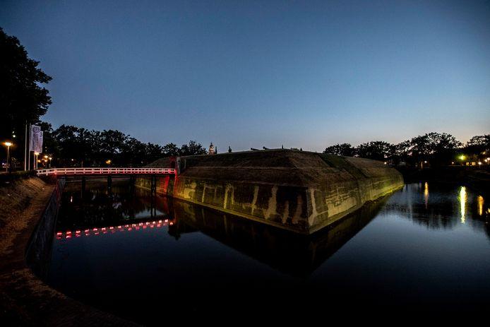 Ravelijn by night