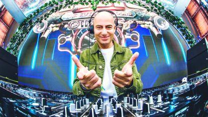 DJ X-TOF tovert Qubus in Oudenaarde om tot danstempel met onder meer Yves Deruyter en dj Ghost