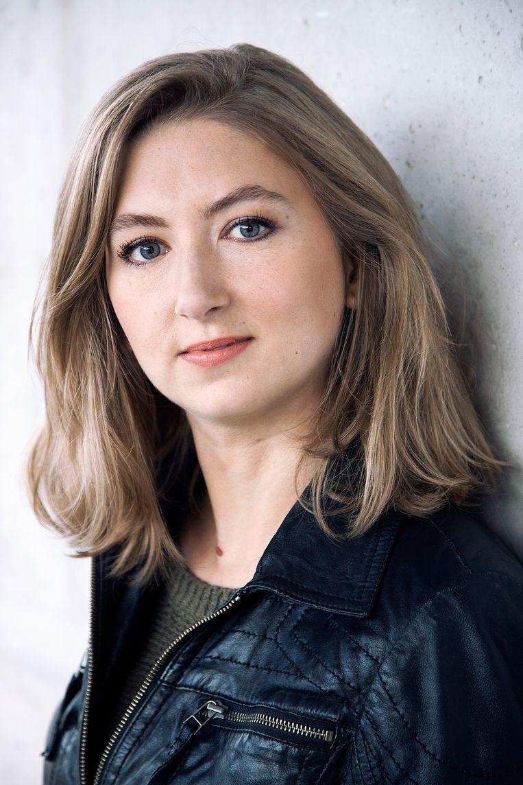 Samantha Stroombergen. Beeld Stichting CPNB