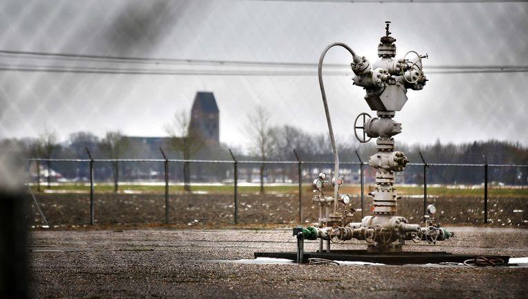 Archiefbeeld van een gasveld in Loppersum. Beeld ANP