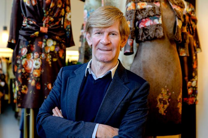Modeontwerper Addy van den Krommenacker op archiefbeeld uit 2014