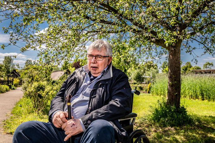 Het leven van toxicoloog Henk Tennekes uit Zutphen eindigt vandaag: ,,Door vast te houden aan je voornemens, kun je grote problemen overwinnen.''