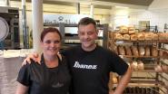 Tina (39) en Tim (41) zijn de nieuwe eigenaars van het Broodhuis in Wezemaal