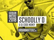 Rapper Schoolly D naar Helmond met Urban Matterz