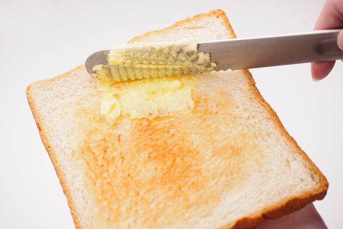 Met SpreadTHAT! smeer je gemakkelijk roomboter op je boterham, is de belofte.