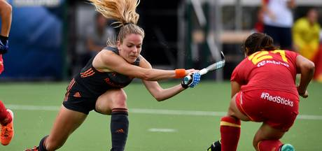 Krekelaar helpt hockeysters langs VS in World League