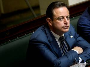 """De Wever sur la chute de la suédoise: """"L'histoire socio-économique était arrivée à sa fin, plus rien ne pouvait en ressortir"""""""