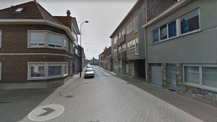 Vanaf de Geraniumstraat zijn fietsers sinds kort koning in de Perksestraat.