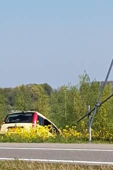 Politie zoekt auto na ongeluk op A2 bij Vinkeveen