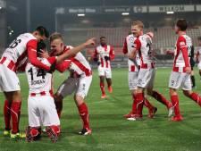 Van der Venne en FC Oss walsen over Almere City heen