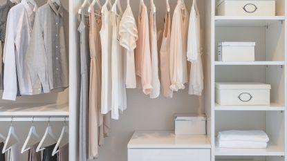 SOS uitpuilende kledingkast: 4 praktische tips van een opruimcoach