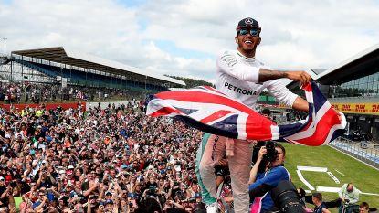 """Hervat F1 zonder publiek vanaf juli? """"Beter dan niets"""", meent wereldkampioen Hamilton"""