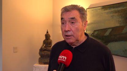 """Eddy Merckx over Poulidor: """"Het is ongelooflijk, ik verlies een goede vriend"""""""