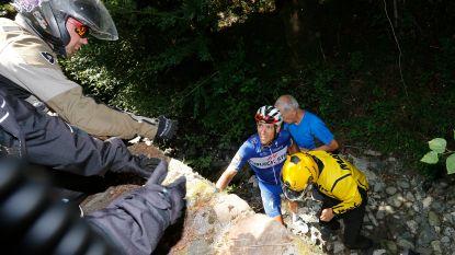 "Fitte Philippe Gilbert hervat in GP Isbergues: ""Ik stond 's nachts op om oefeningen te doen"""