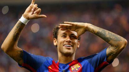 Barcelona krijgt gelijk in geschil rond tekenbonus Neymar, die zelfs geld moet terugstorten