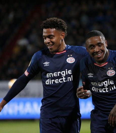 Weinig PSV-fans naar Amsterdam voor Johan Cruijff Schaal