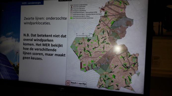 Inloopbijeenkomst zonne- en windenergie de Kempen.