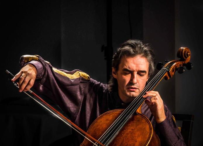 Ramon Jaffé is artistiek leider van het festival .