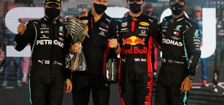 Hamilton en Bottas loven Verstappen: 'Zo'n gevecht heeft de sport nodig'