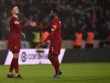 Wijnaldum maakt zich geen zorgen over nieuw contract bij Liverpool