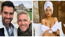SHOWBITS. Christoff en Ritchie dolverliefd in Parijs en een champagneontbijt voor Iggy Azalea