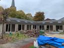 De verbouwing van De Nieuwe Eenhoorn in Diessen is in volle gang. Stichting Benjamin en dorpscoöperatie Wij-Wel gaan gebruik maken van het complex.
