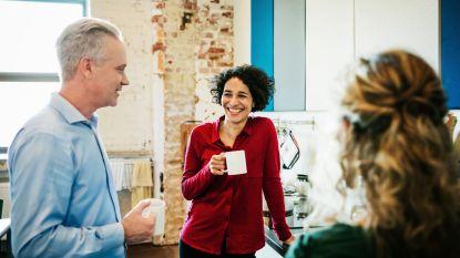 Waarom de werkmens zich gehandicapt voelt zonder koffie