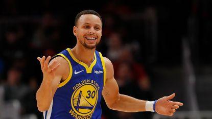 """NBA-vedette Stephen Curry gelooft niet in maanlanding: """"Een samenzwering"""""""