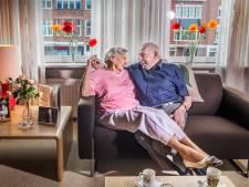 Arie is na 70 jaar huwelijk nog steeds verliefd op Lies, maar het was niet altijd rozengeur en maneschijn